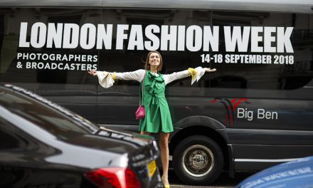London women's Fashion Week S19
